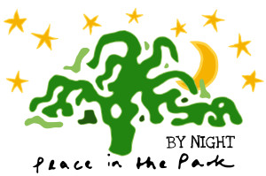 peace in the park by night