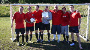 Five-a-size football tournament 2013